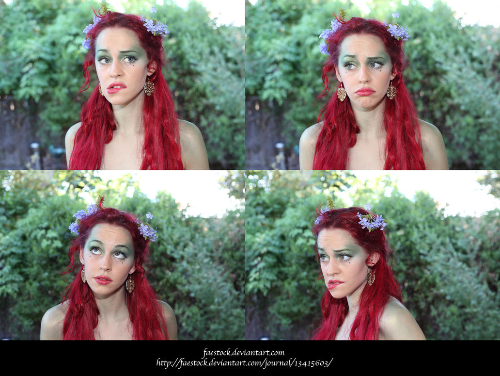 Fae faces4 by faestock