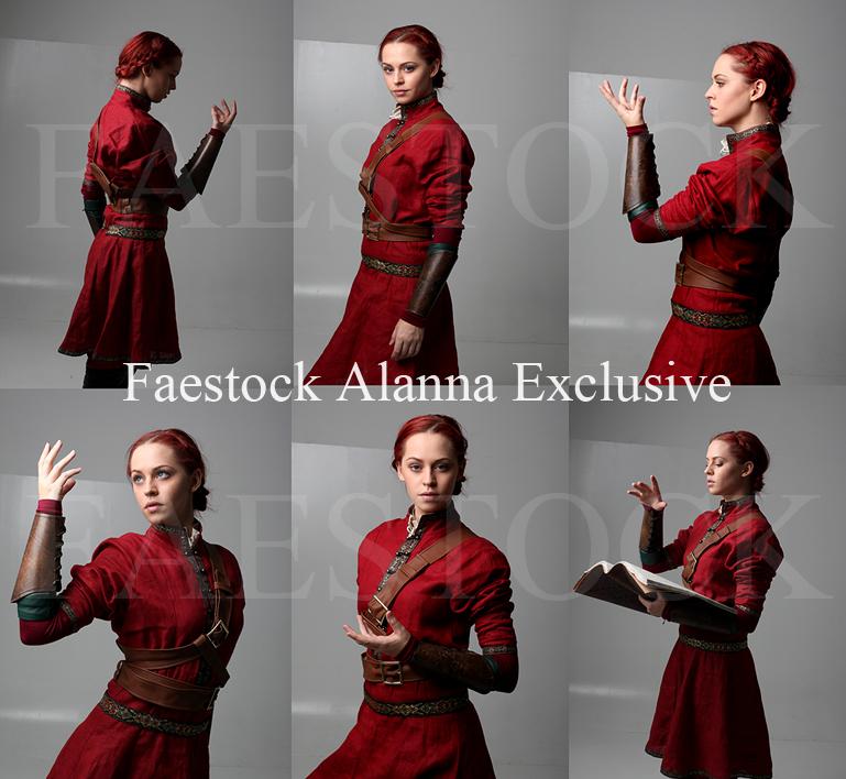 Alanna Exclusive by faestock