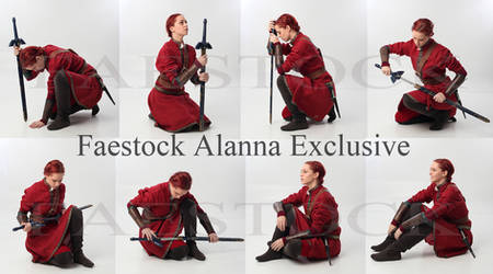Alanna Exclusive sitting