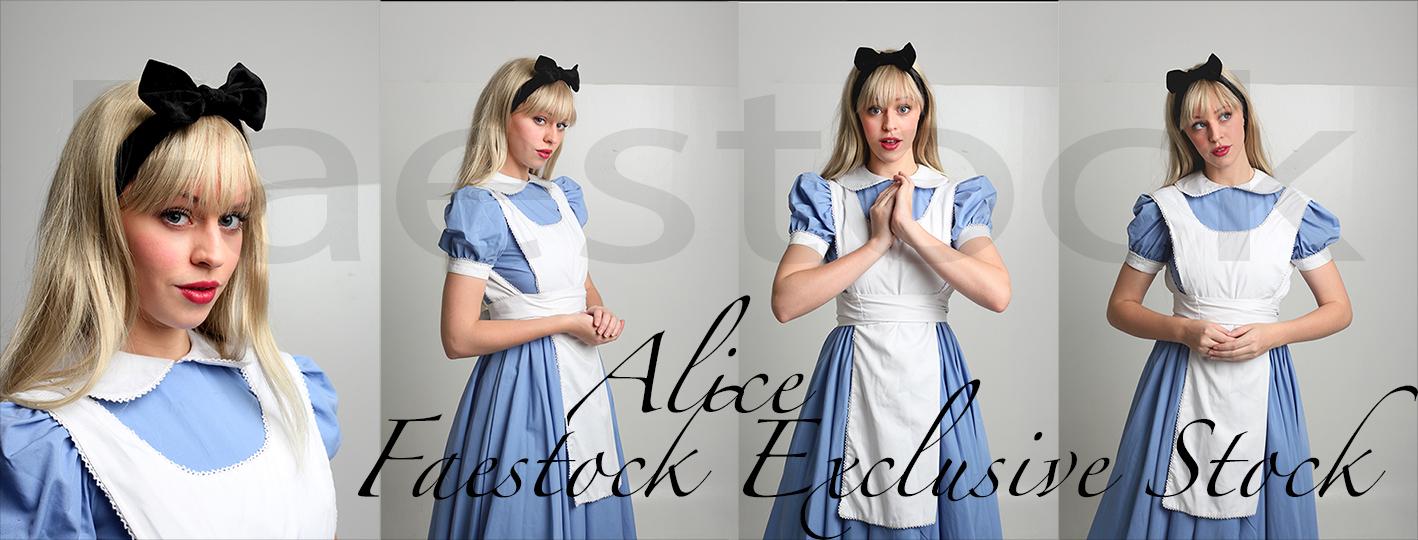 Alice Exclusive by faestock