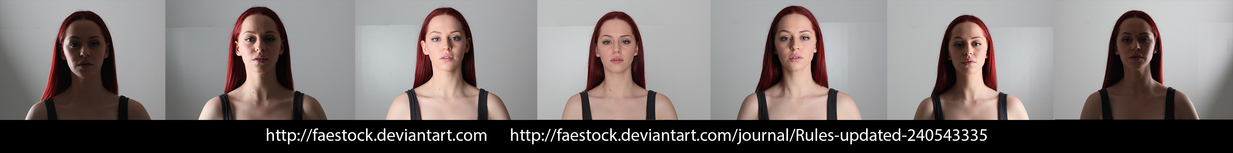 Face lighting reference 6 by faestock