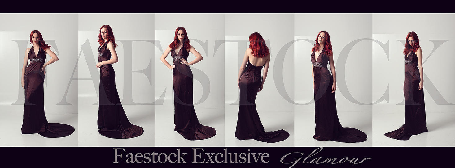 Glamour Exclusive pack by faestock