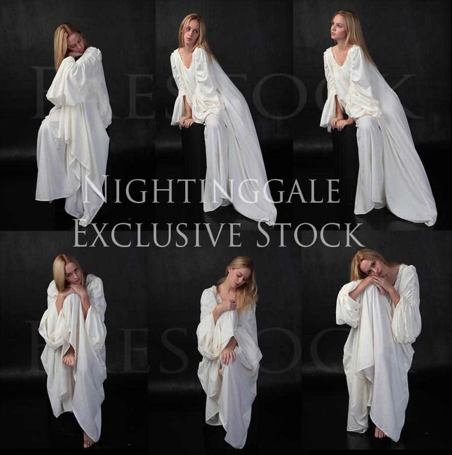 Nightingale exclusive set by faestock