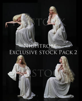 Nightgown Exclusive Stock Pack 2