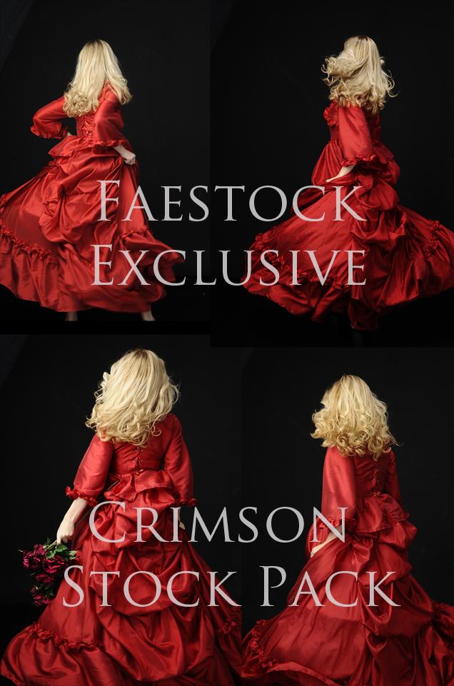 Crimson Exclusive Stock Pack
