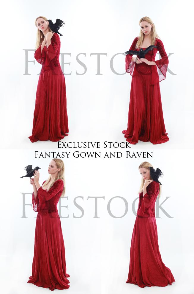 Faestock exclusive  pack Raven2
