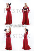 Faestock exclusive  pack Raven2 by faestock