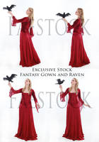 Faestock exclusive  pack Raven1 by faestock