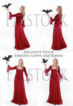 Faestock exclusive  pack Raven1