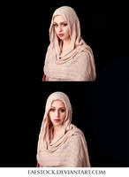 Veil - Portrait Reference pack 6 by faestock