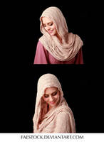 Veil - Portrait Reference pack 7 by faestock