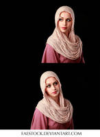Veil - Portrait Reference pack 8 by faestock