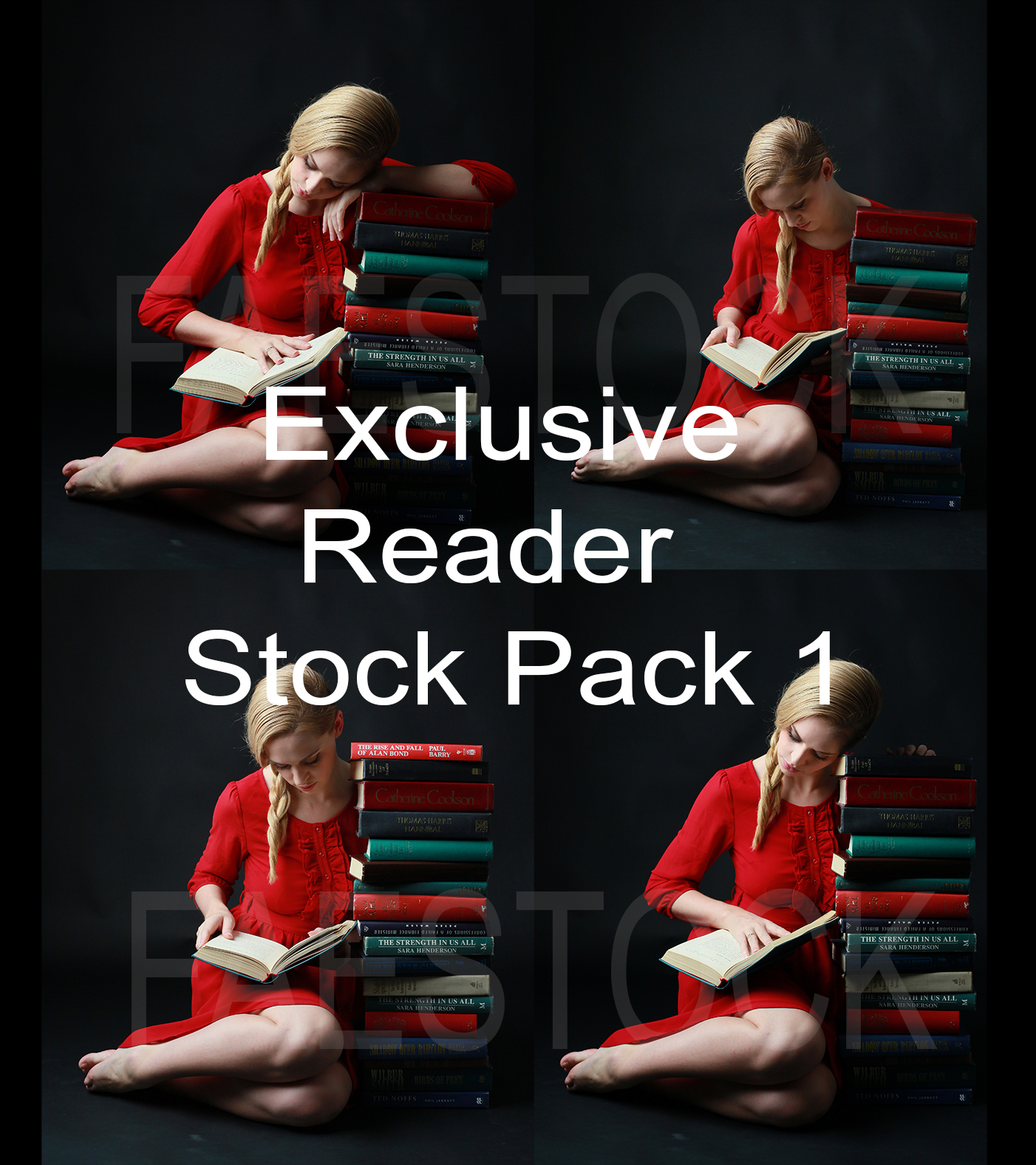 Faestock Exclusive Reader Pack by faestock
