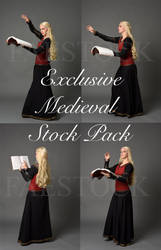 Exclusive Medieval Stock Pack