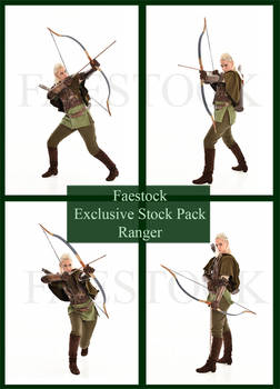 Exclusive Ranger Stock Pack