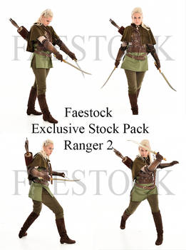 Exclusive Ranger Stock Pack 2