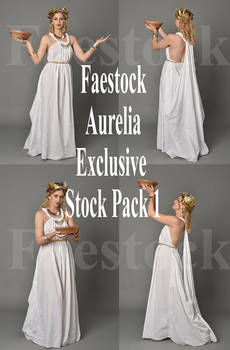 Aurelia  - Exclusive Stock Pack 1