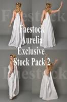 Aurelia  - Exclusive Stock Pack 2 by faestock