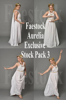 Aurelia  - Exclusive Stock Pack 3