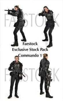 Commando - Exclusive Stock Pack 1