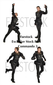 Commando  - Exclusive Stock Pack 3