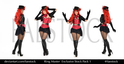 Ring Master  - Exclusive Stock pack 2