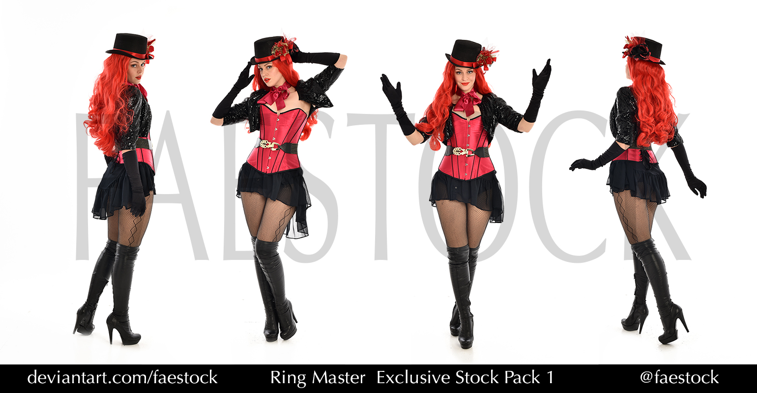 Ring Master  - Exclusive Stock pack 2 by faestock