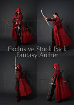 Fantasy Archer - Exclusive Stock Pack
