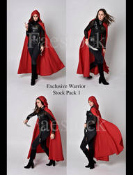 Manon -   Exclusive Warrior Stock Pack 1