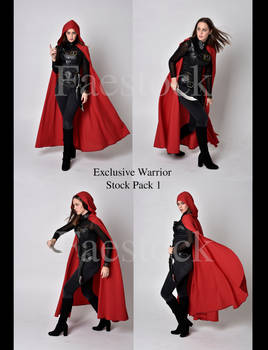 Manon -   Exclusive Warrior Stock Pack 1