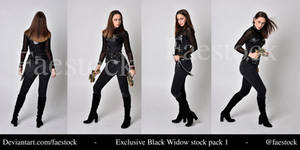 Manon -   Exclusive Warrior Stock Pack 2