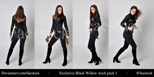 Manon -   Exclusive Warrior Stock Pack 2