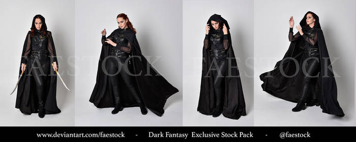 Exclusive Stock Pack -  Dark fantasy 1