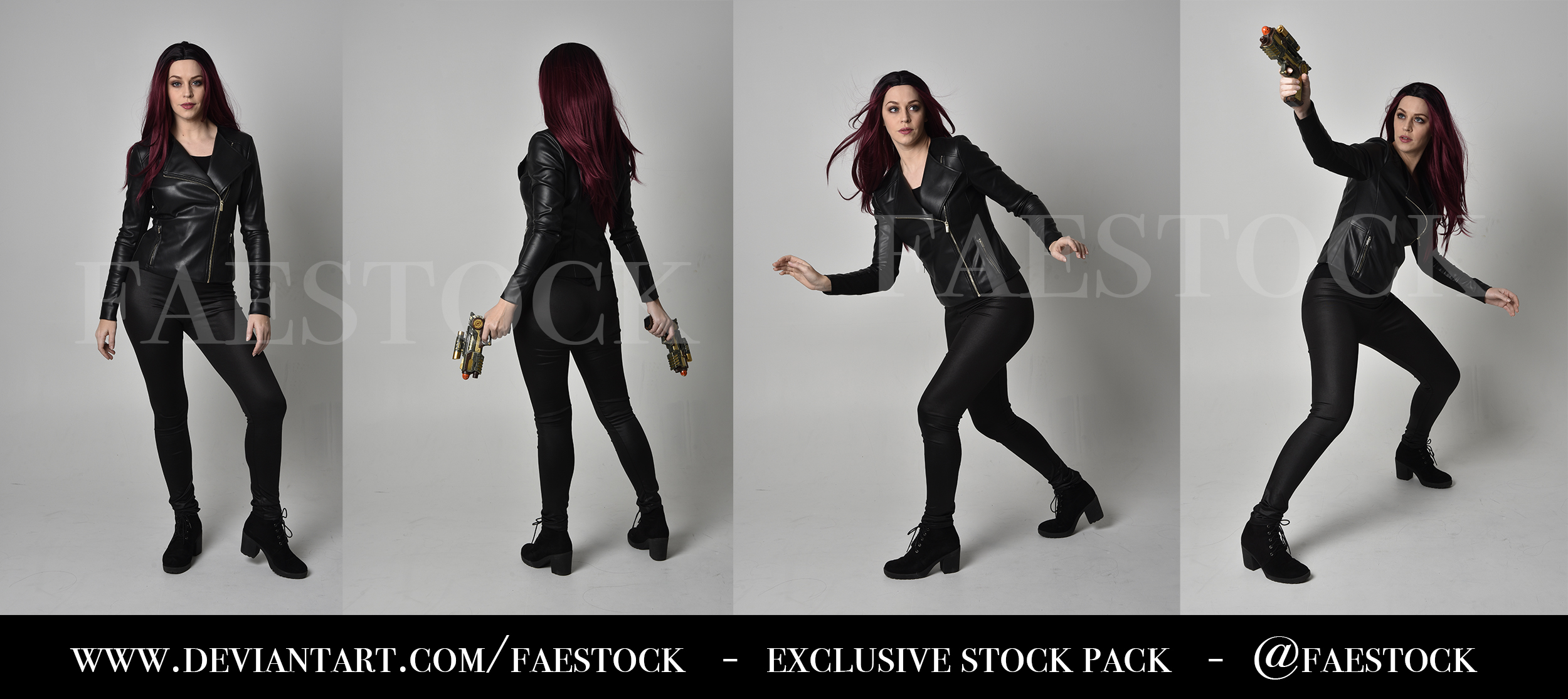 Exclusive Stock Pack - Violet 2