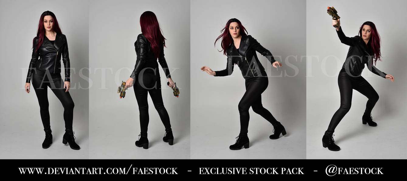 Exclusive Stock Pack - Violet 2 by faestock