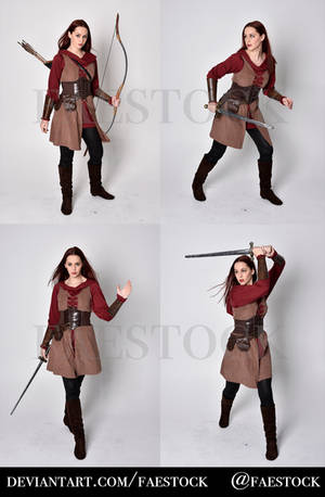 Exclusive Stock Pack -  fantasy adventure by faestock
