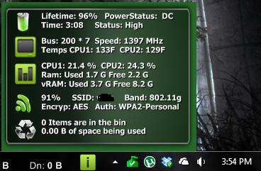 gSystem 2 by gmvolk