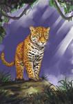 Jaguar tutorial on Painter 11