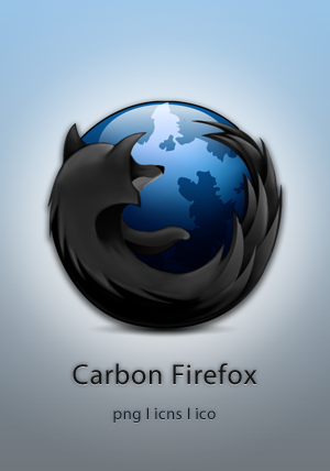 Carbon Firefox by Leo6247