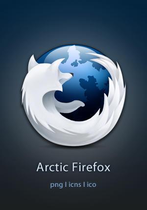 Arctic Firefox by Leo6247