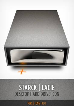 Starck Hardrive Icon