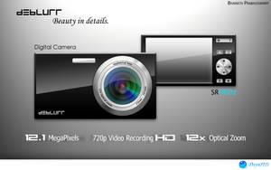 debLURR : Digital Camera by bharathp666