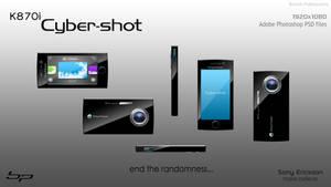 Sony Ericsson K870i Templates