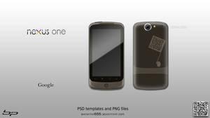 Google Nexus One Template by bharathp666