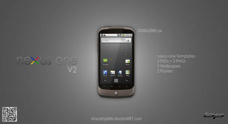 Google nexus one V2 Templates by bharathp666