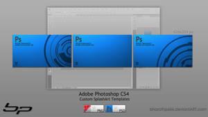 Adobe Photoshop CS4 Splashart