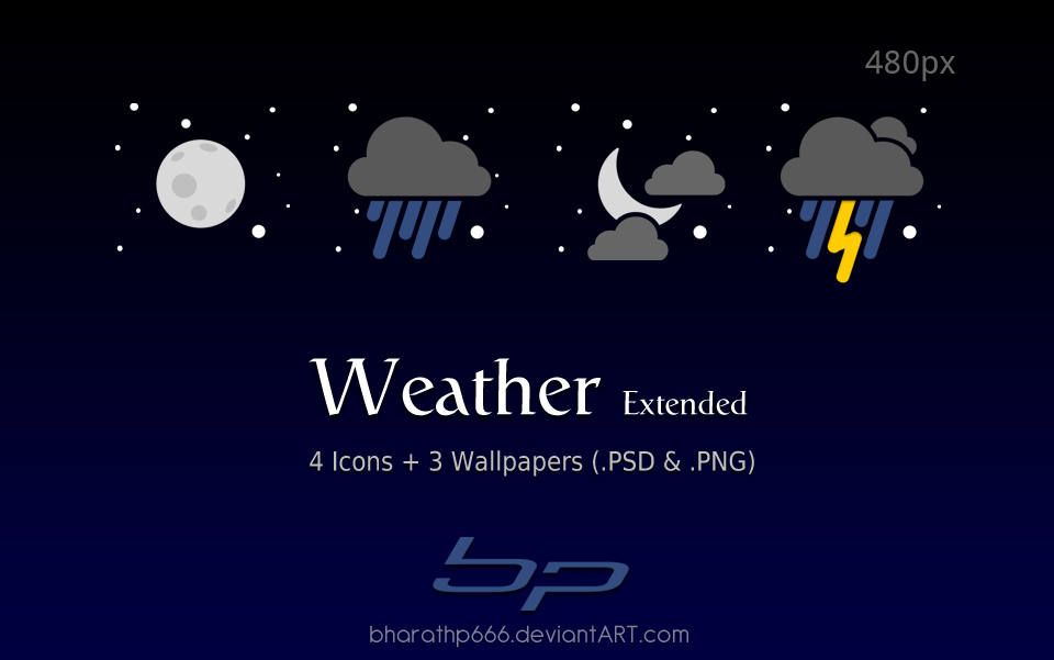 Android: Weather Extended