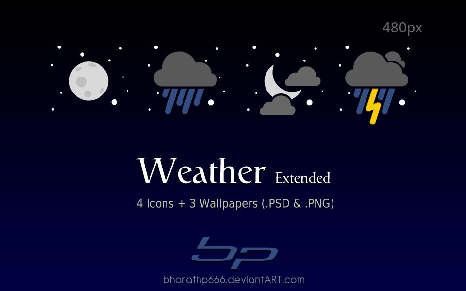 Android: Weather Extended by bharathp666
