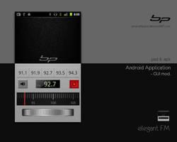 Android: elegant FM by bharathp666