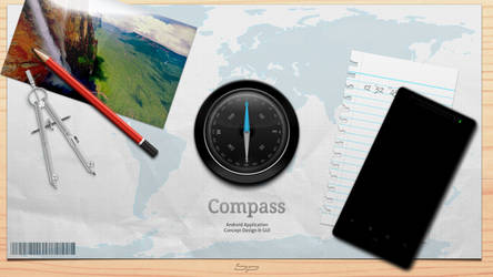 Compass 2.0 Poster by bharathp666